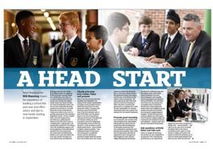 A head start page 1